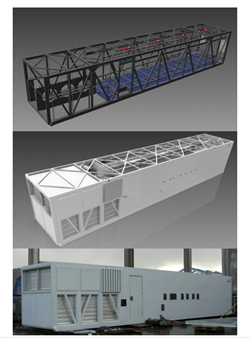 Structure of container