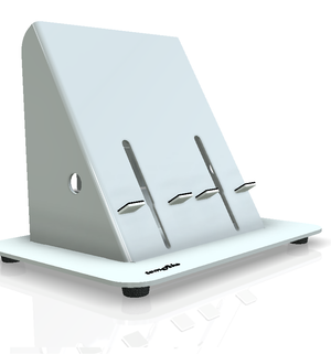 mobile phone stand for 2 phones